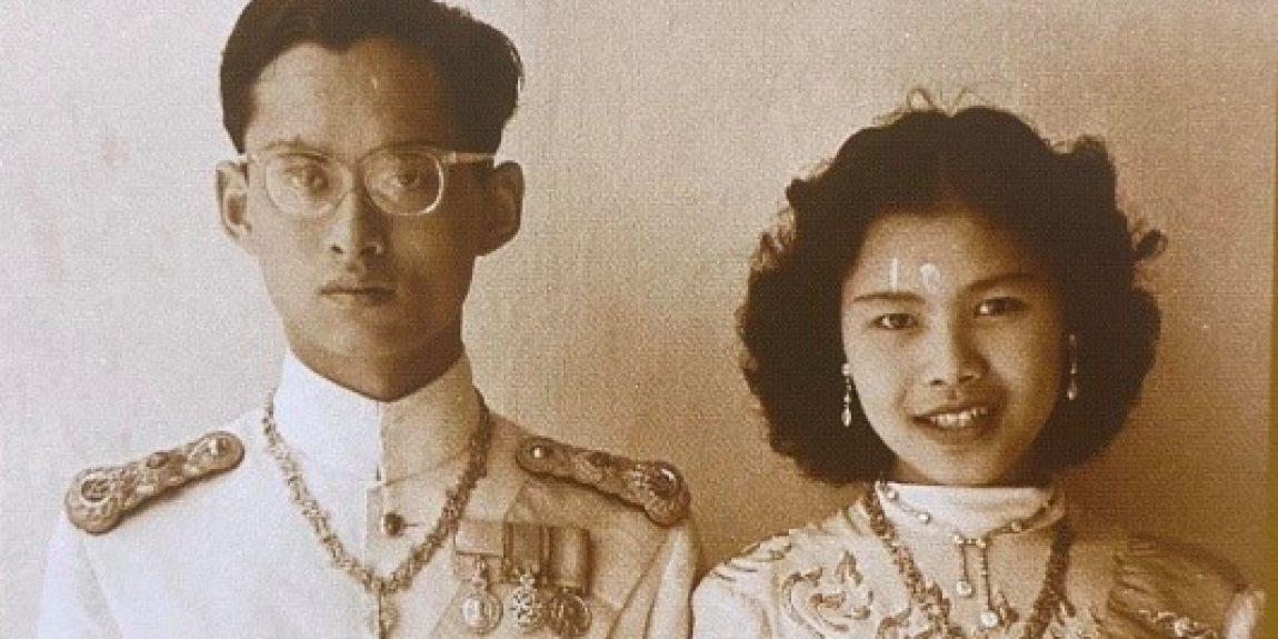 พระบรมฉายาลักษณ์ หลังพระราชพิธีราชาภิเษกสมรส