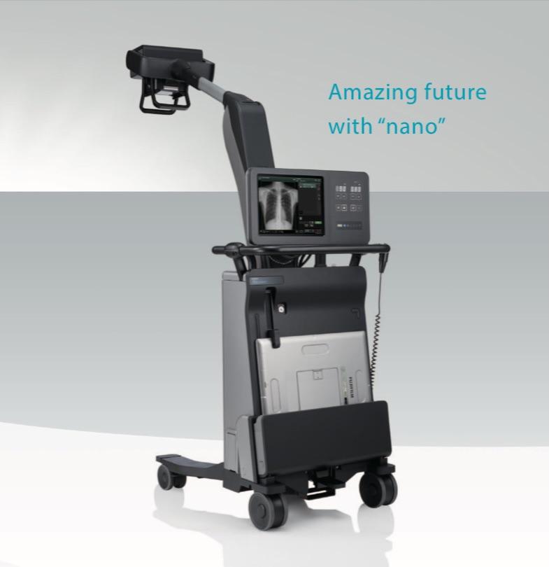 พระบาทสมเด็จพระเจ้าอยู่หัว และสมเด็จพระนางเจ้า ฯ พระบรมราชินี ทรงพระกรุณาโปรดเกล้าโปรดกระหม่อมพระราชทานเครื่องเอกซเรย์แบบเคลื่อนที่ (Portable X ray Digital) พร้อมระบบ Ai ที่พร้อมปฏิบัติการภาคสนามให้แก่โรงพยาบาลสนาม จำนวน 19 แห่ง
